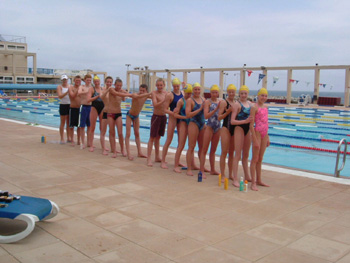 Blue Water Training Camps